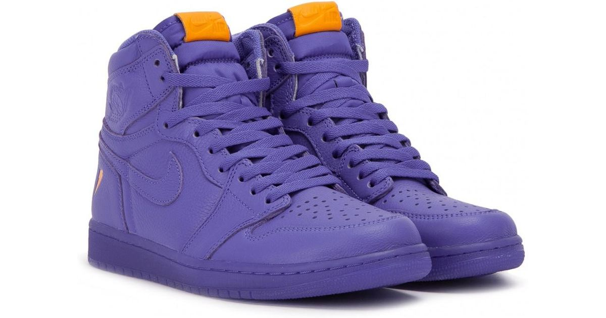 Lyst - Nike Air Jordan 1 Retro High Og Gatorade Edition in Purple for Men e0f2a826e