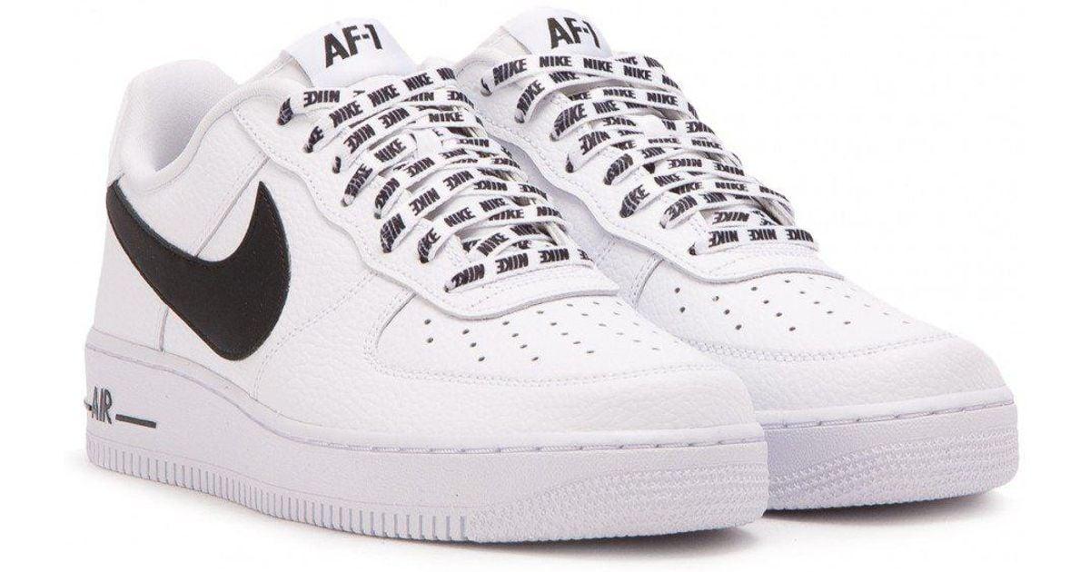 huge discount 29e3f 7912f Nike Nike Air Force 1 Low Nba Pack in White - Lyst