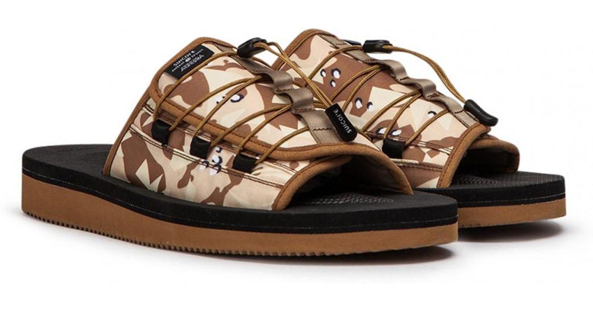 94cae4ac9cc6 Lyst - Suicoke Sandals X Clot Juice Olas-cltab in Natural for Men