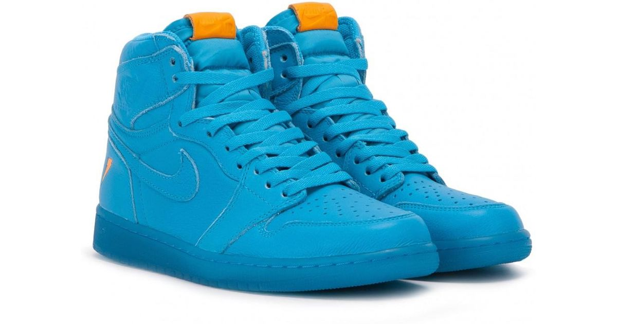 Lyst - Nike Air Jordan 1 Retro High Og Gatorade Edition in Blue for Men 1a1e262bd