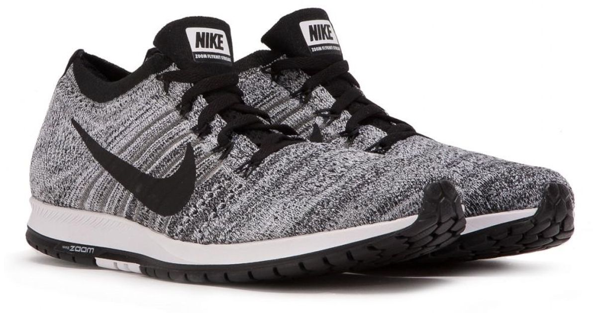 6b25be8e3e6 Lyst - Nike Nike Air Zoom Flyknit Streak 6 in Black for Men