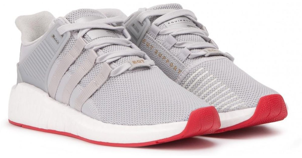 7fb329306390 Lyst - adidas Eqt Support 93 17 Sneaker in Metallic for Men - Save 24%