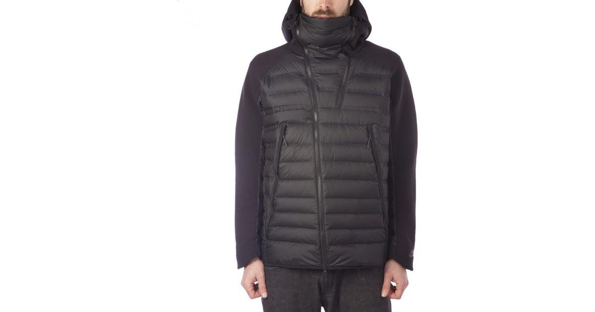 3948392dec3d Lyst - Nike Nike Tech Fleece Aeroloft Jacket in Black for Men