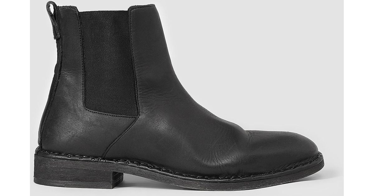 discount best prices AllSaints Leather Ankle Boots discount for cheap free shipping official the best store to get footlocker CfUq8w