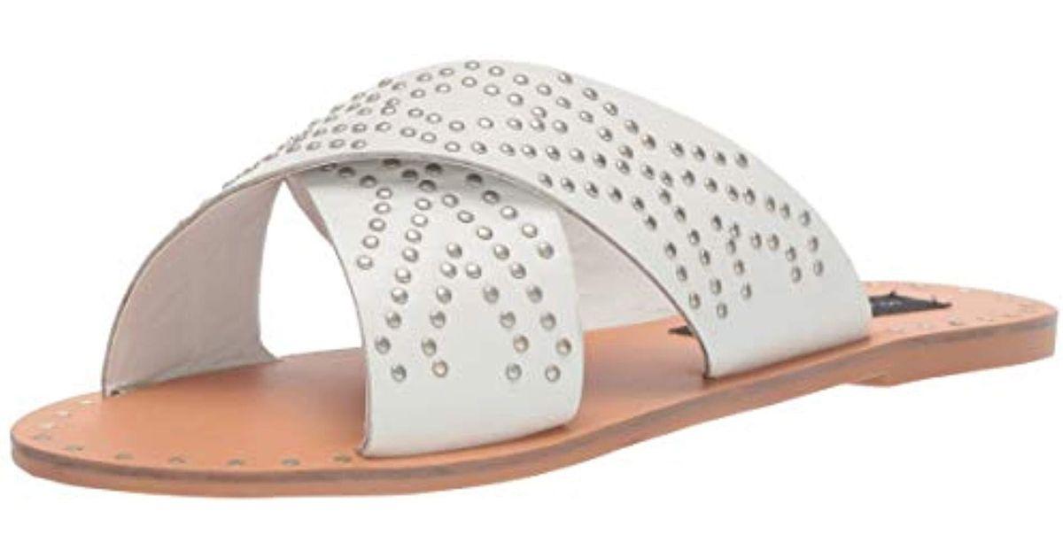 0ee81c048ef91 Steven by Steve Madden - White Girlish (black Multi) Women's Shoes - Lyst