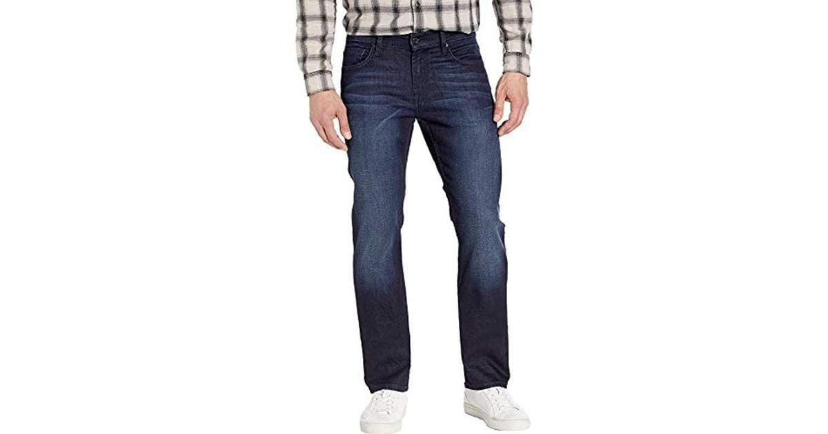 7 For All Mankind Men/'s Standard Classic Straight Leg Jeans Blue Grand Marais