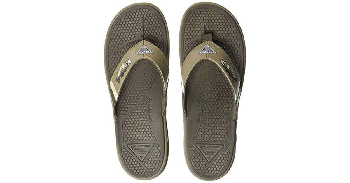 901c42d88fa Lyst - Columbia Fish Fliptm Pfg (sandy Tan dark Stone) Men s Sandals for Men  - Save 2%