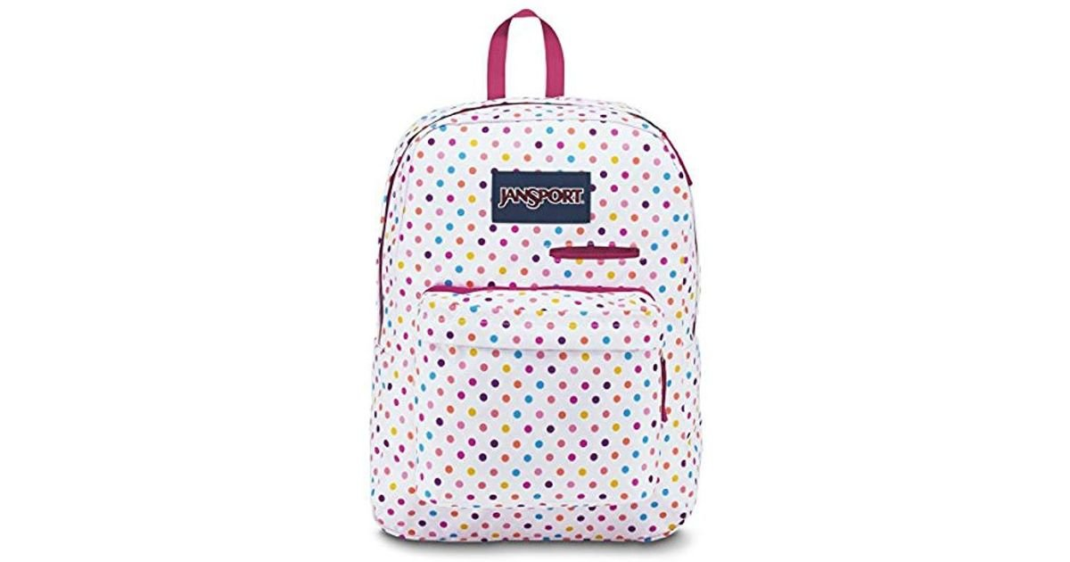 0bf5206868 Lyst - Jansport Digibreak Laptop Backpack in White