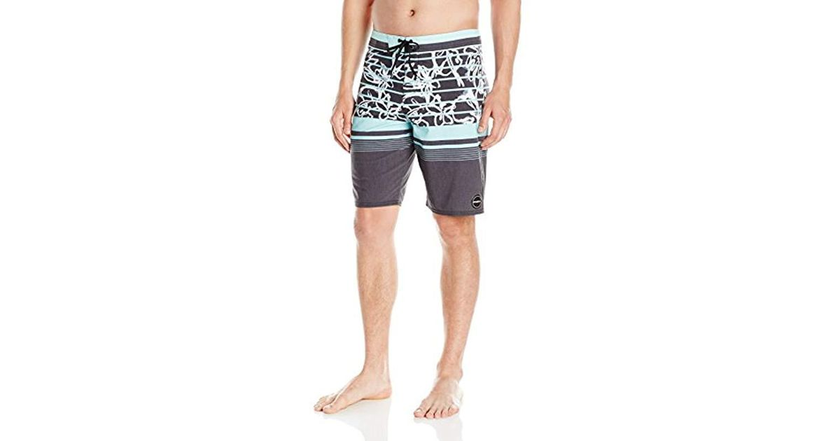 06d9e60131 Lyst - O'neill Sportswear 20 Inch Outseam Hyperfreak Stretch Swim Boardshort  for Men