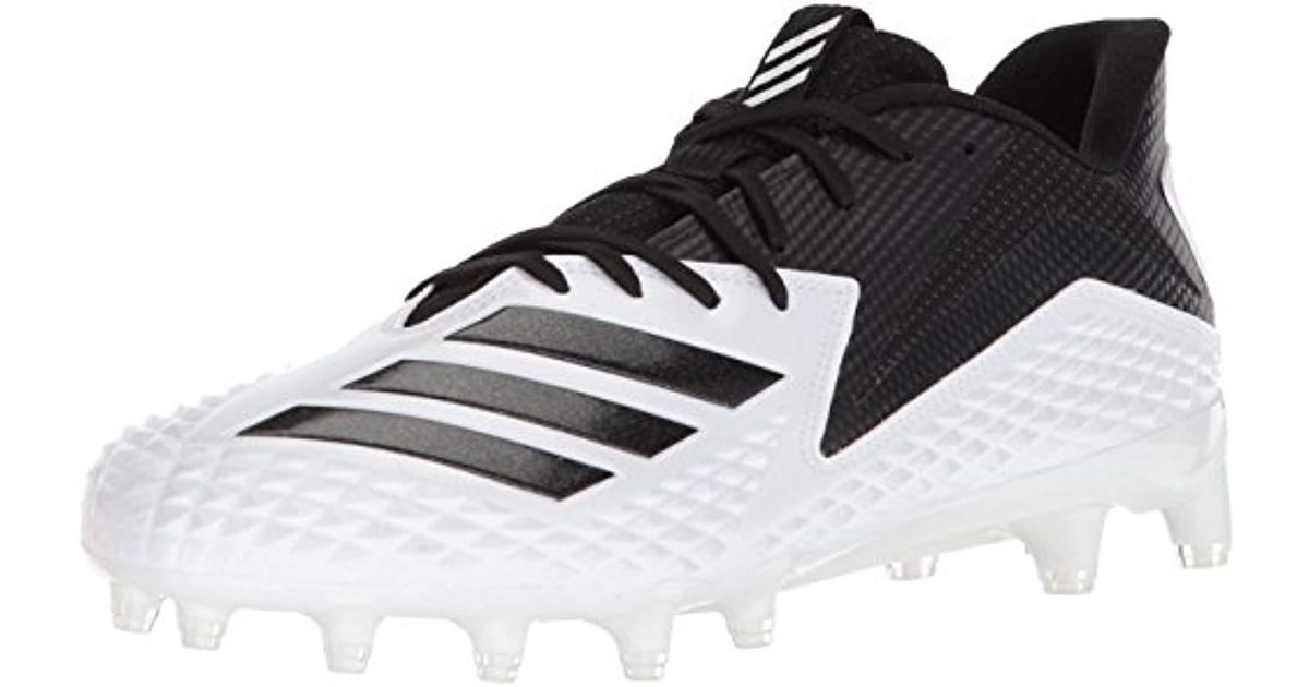 8fd013847 Lyst - adidas Freak X Carbon Mid Football Shoe in Black for Men