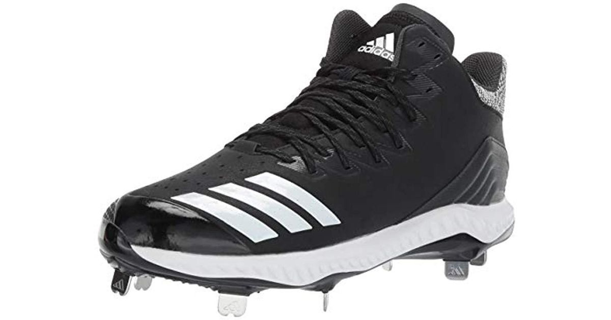 dc7529ef2a610 Lyst - adidas S Icon Bounce Mid in Black for Men