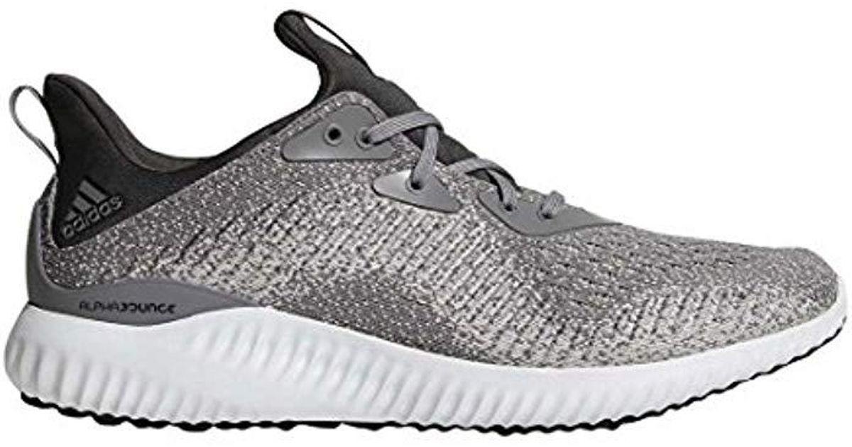 separation shoes 97f81 382ce Lyst - adidas Alphabounce Em M, Grey Threegrey Twodark Solid Grey, 13  Medium Us in Gray for Men