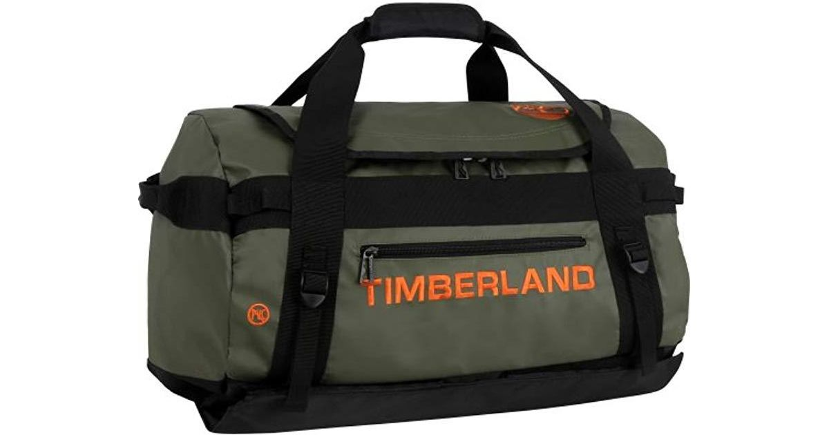 10eb6284ad Lyst - Timberland Luggage Cannon Mounta In 20 In Duffle Bag in Black for Men