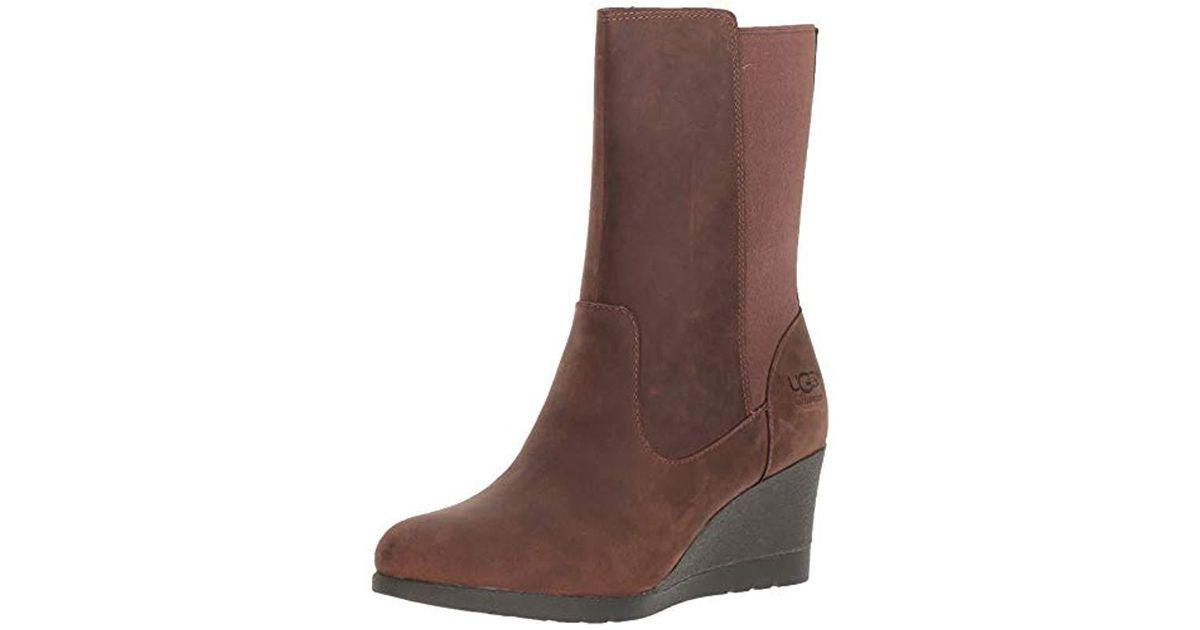 d863366ec42 Ugg - Brown W Coraline Boot Fashion, Coconut Shell, 7.5 M Us - Lyst