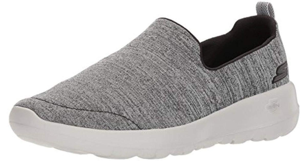 Skechers Gray Go Walk Joy 15611 Sneaker Lyst