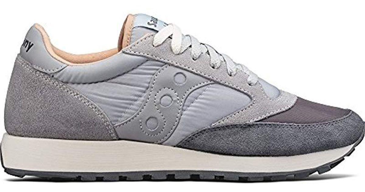 brand new 52507 a5ff3 Saucony - Gray Originals Jazz Original Running Shoe, Red for Men - Lyst