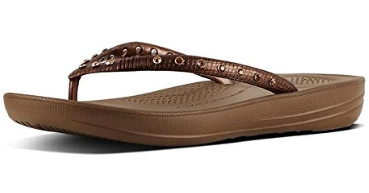3e10927e9362 Lyst - Fitflop Iqushion in Brown - Save 13%