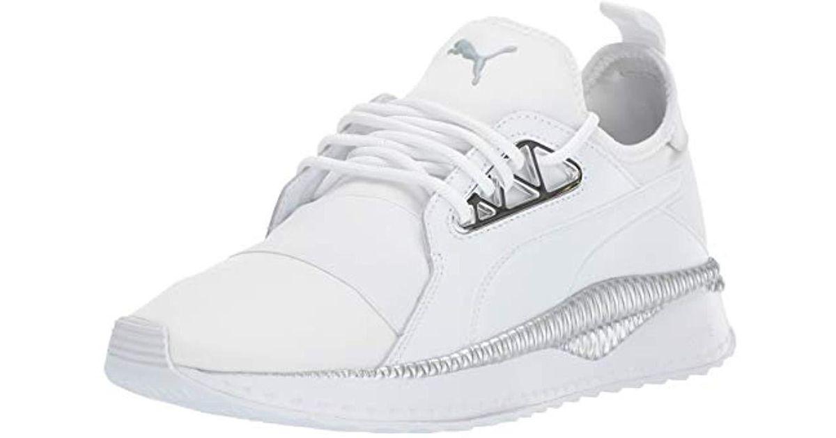 watch f2e24 d91df Lyst - PUMA Tsugi Apex Jewel Women s Sneakers in White - Save 7%