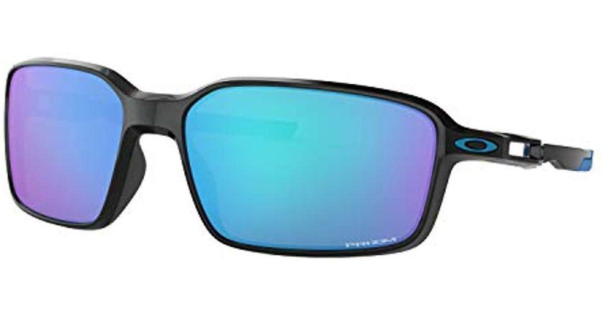 32f875b0744cf Lyst - Oakley Oo9429 64 Siphon Sunglasses 64mm in Black for Men
