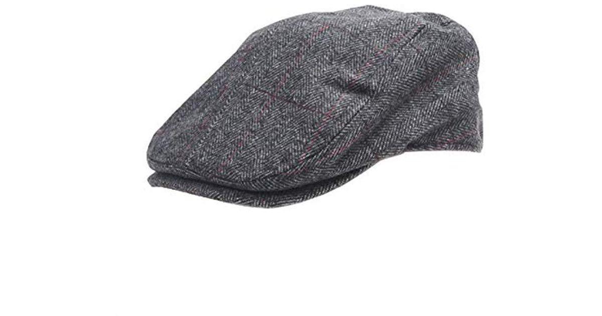 Lyst - Dockers Ivy Newsboy Hat in Gray for Men 265e4cb8d341