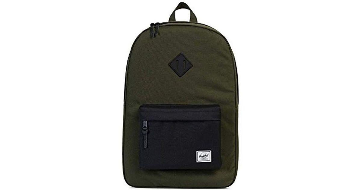 609ec58ddb06 Lyst - Herschel Supply Co. Heritage Backpack in Black for Men