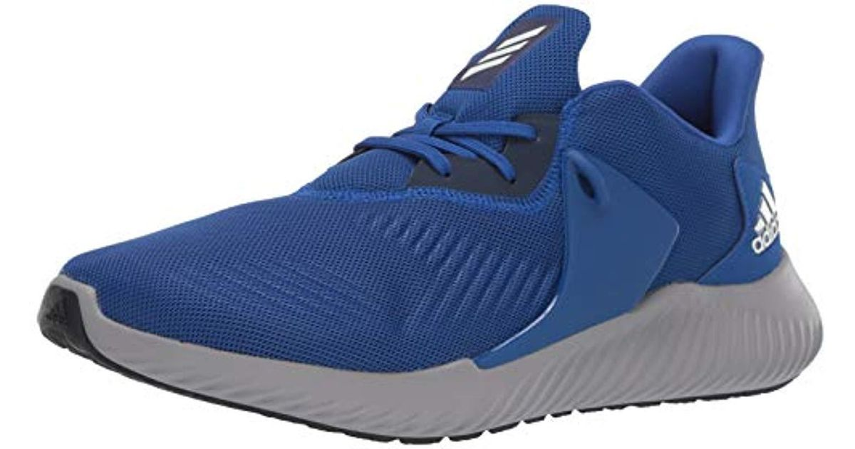 Adidas Blue Alphabounce Rc 2 Running Shoe for men