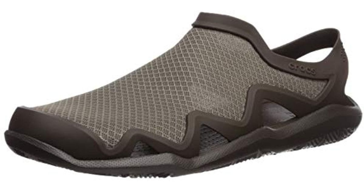0d46d784c97 Lyst - Crocs™ Swiftwater Mesh Wave Water Shoe for Men