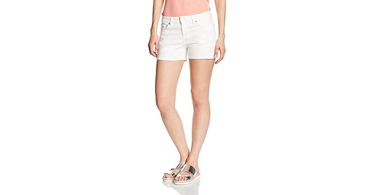 89021abfd0 Tommy Hilfiger Rome Rw Babette Shorts in Pink - Lyst