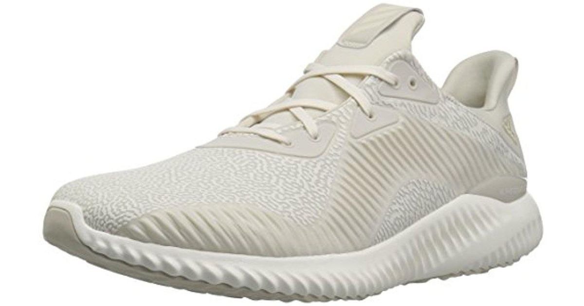 0a57fcd70 Lyst - adidas Alphabounce Hpc Ams M Running Shoe in White
