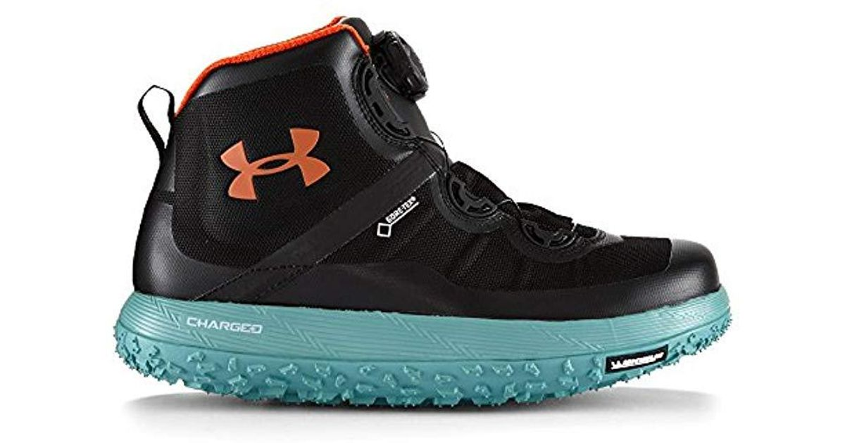 low cost a66f5 5ee1f Under Armour - Black Fat Tire Gore-tex for Men - Lyst