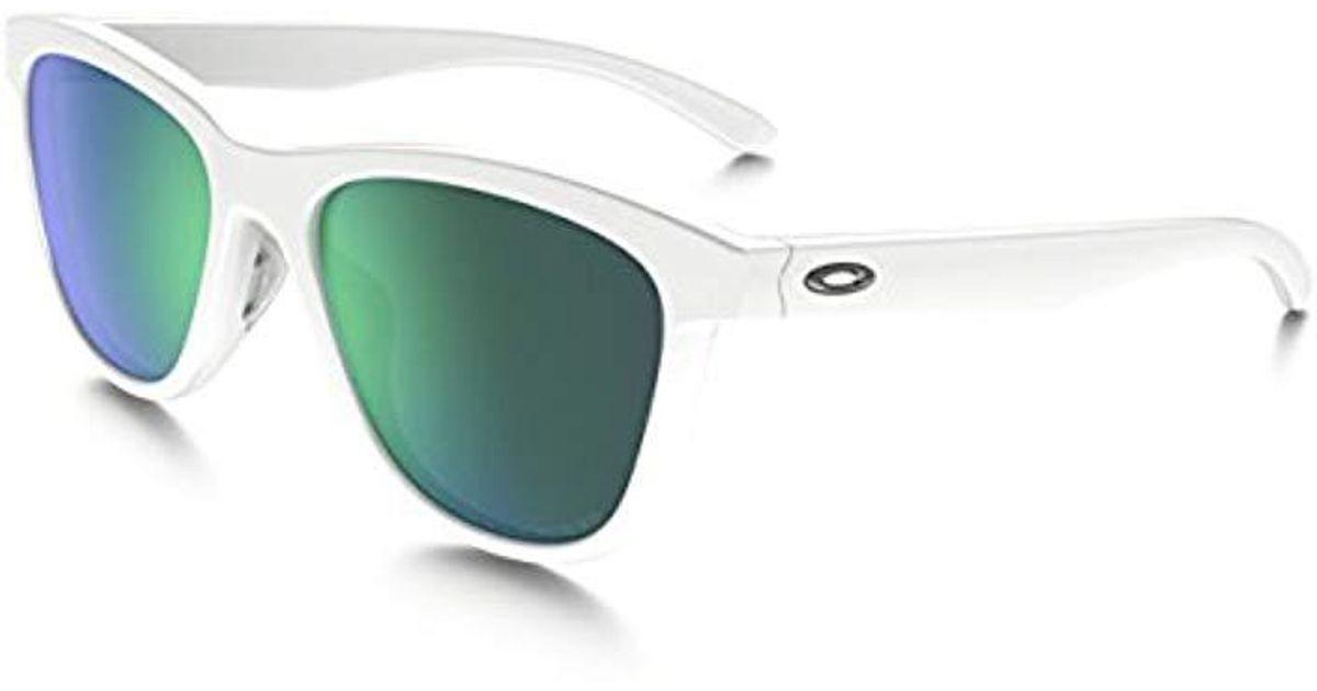 877725cd51 Oakley Sonnenbrille Moonlighter (oo9320) in White - Lyst