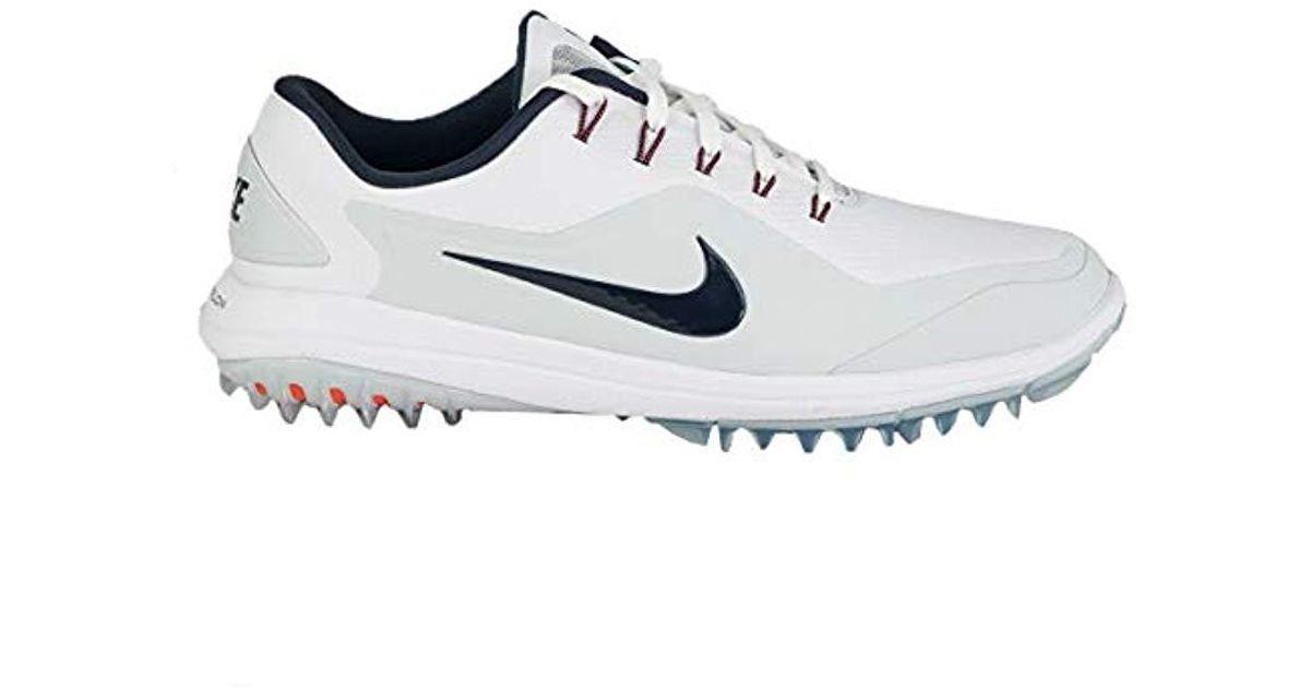 competitive price b69fc f05a0 Nike Golf Lunar Control Ii Golf Shoe - Lyst