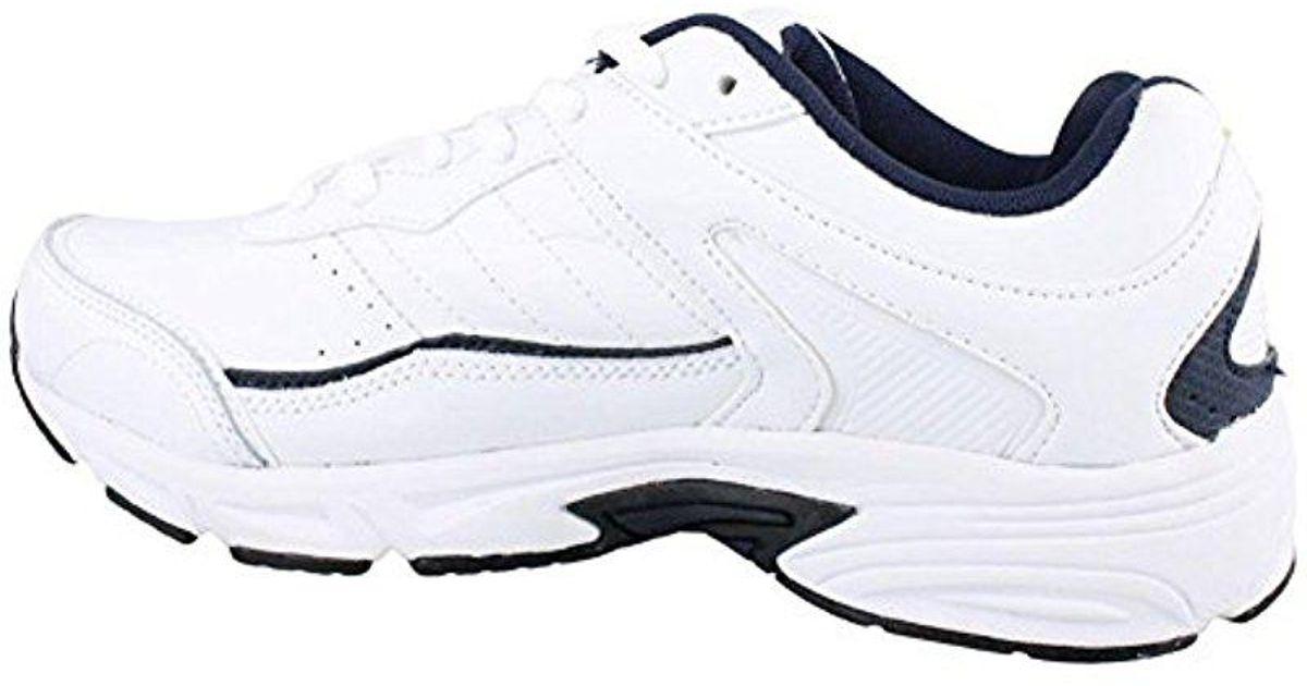 b8e15a7fd060 Lyst - Fila Memory Sportland Running Shoe in White for Men