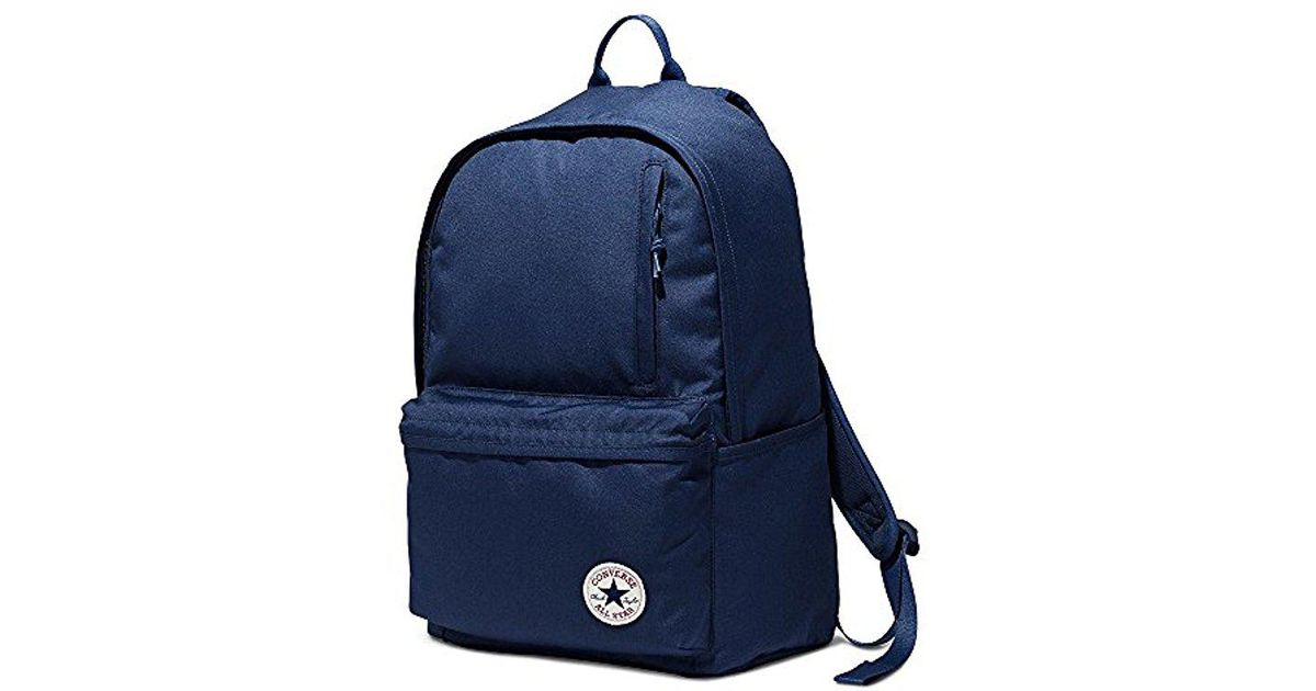 f1c112ff1206 Lyst - Converse Poly Go Backpack in Blue for Men