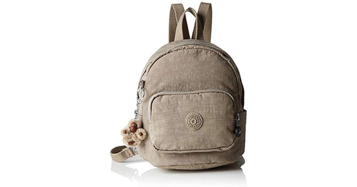 4c65d2b02a Kipling 's Mini Backpack Handbags, 19x21.5x17 Cm (b X H X T) in Gray - Lyst