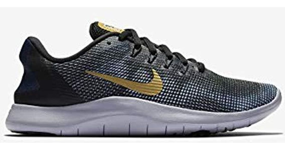 Nike - Black Damen Laufschuh Flex Run 2018 Competition Shoes - Lyst