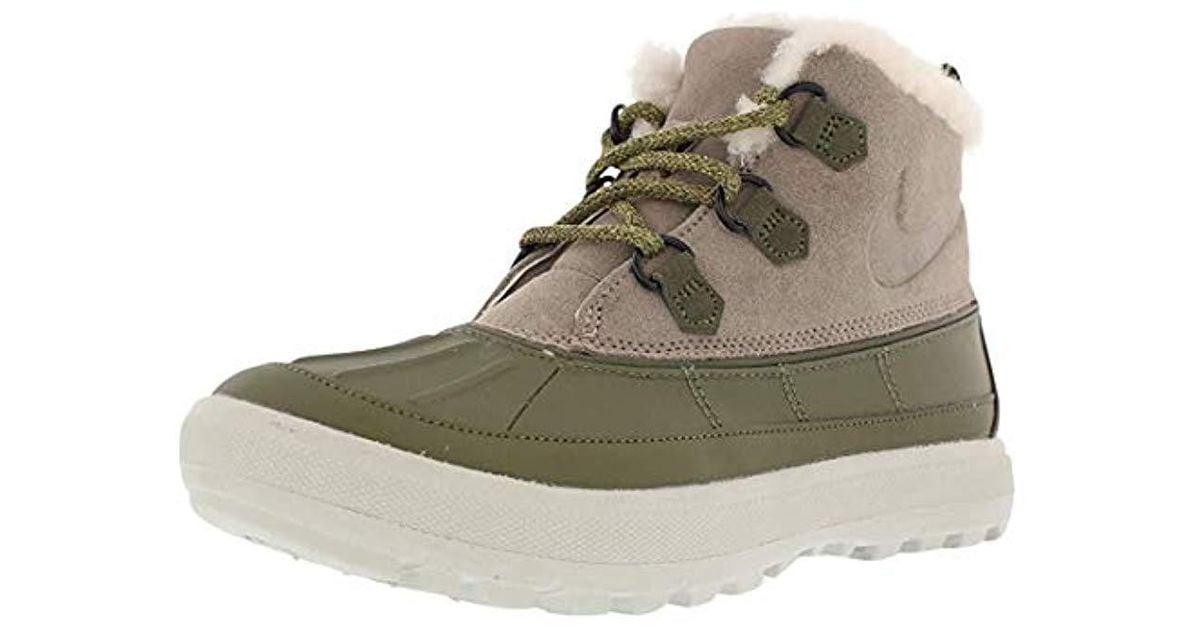 e027b8fc0eb Nike - Multicolor Woodside Ii Chukka Boots From Finish Line - Lyst