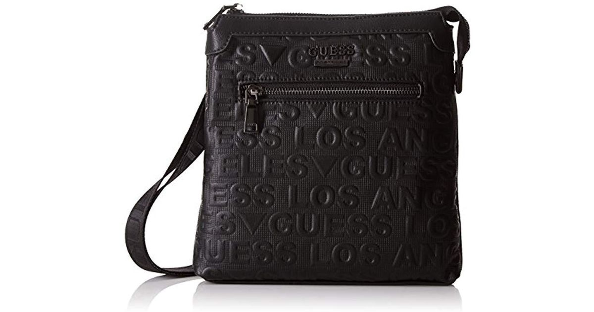Sacoche Pol73 Guess 24 Cm hm6104 Taille Pour Boston Lyst New dqvId