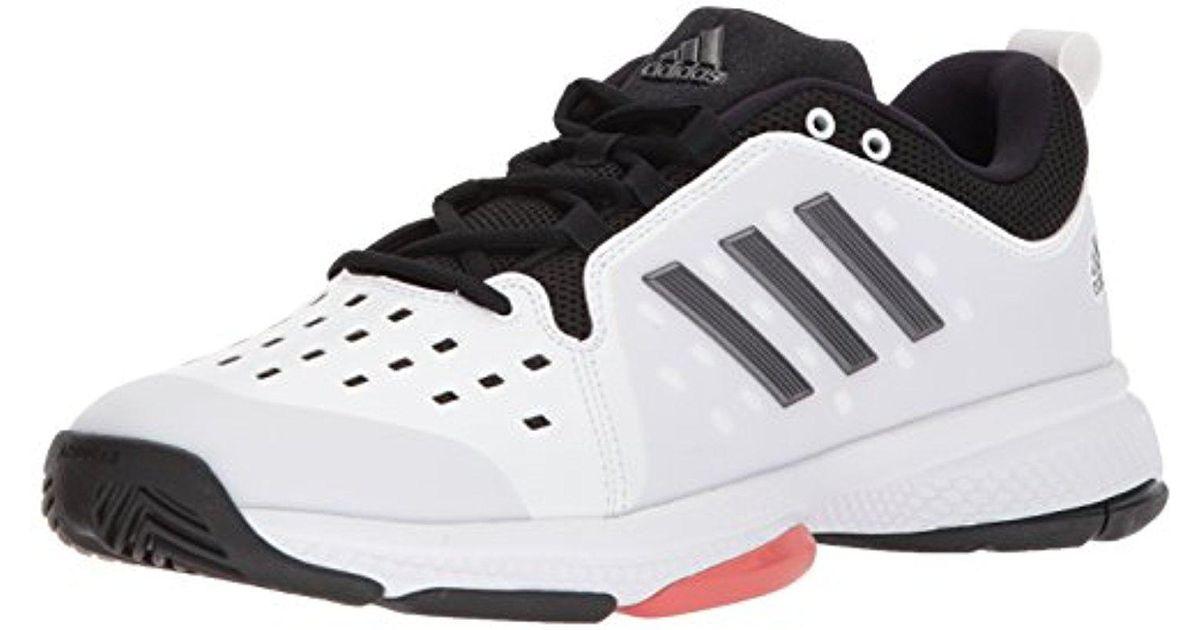 best service c1676 3ac39 Lyst - adidas Barricade Classic Bounce Tennis Shoe for Men