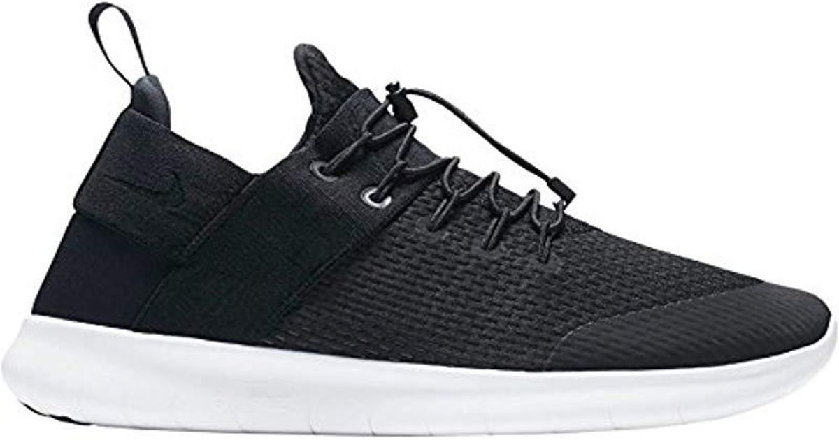 newest collection 753e1 4a833 Nike s Wmns Free Rn Cmtr 2017 Running Shoes, Blackblack-dark Grey in  Black - Lyst