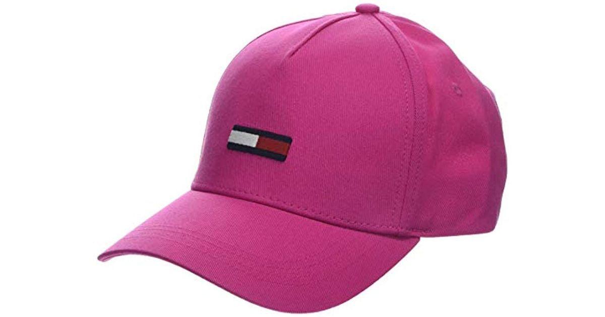 0b67af0e Tommy Hilfiger Tju Flag Baseball Cap, (fuchsia Purple 902), One (size: Os)  in Purple for Men - Lyst