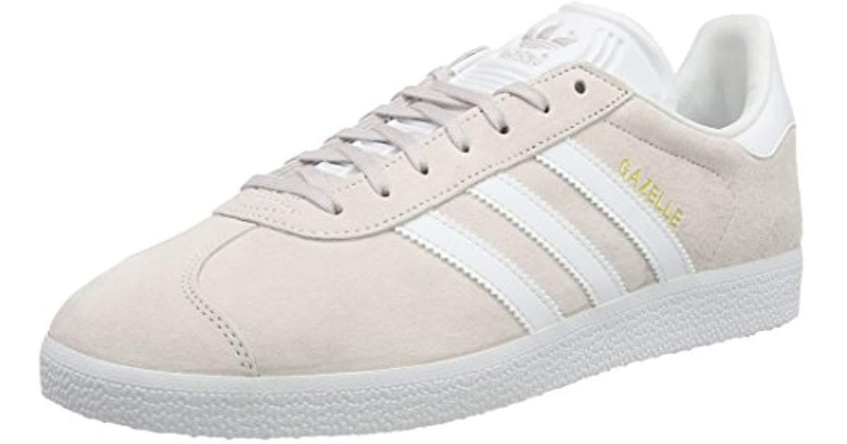 4ff7a9673f9 adidas Gazelle Multisport Outdoor Shoes Black in White for Men - Lyst