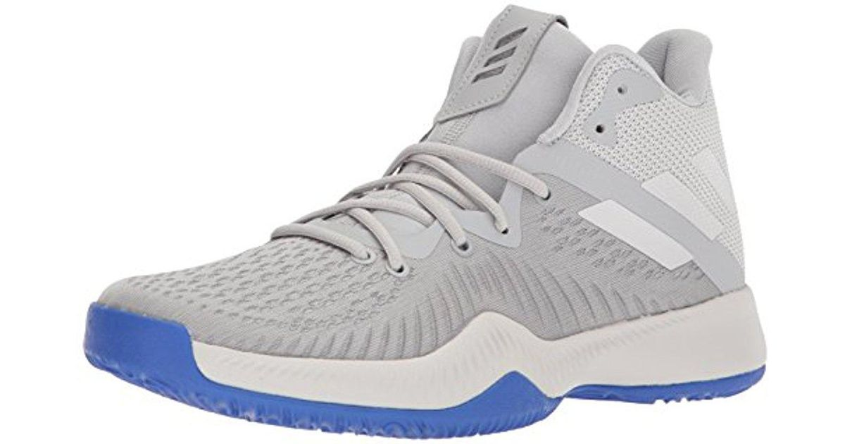 511c8f253 Lyst - adidas Mad Bounce Basketball Shoe in Gray for Men