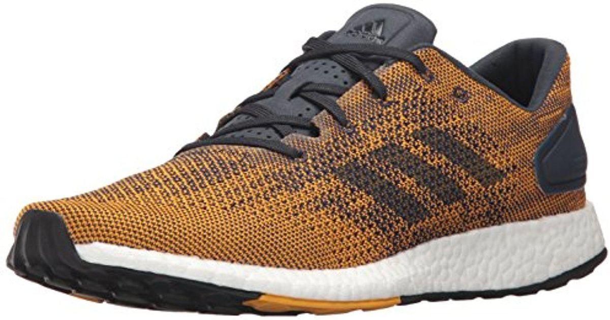35010e4ada477 Lyst - adidas Pureboost Dpr Running Shoe for Men