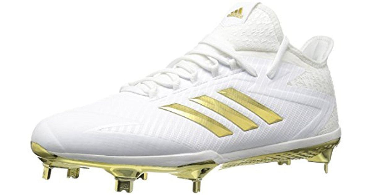 1fc5881927d adidas Originals Adidas Adizero Afterburner 4 Cleats for Men - Lyst