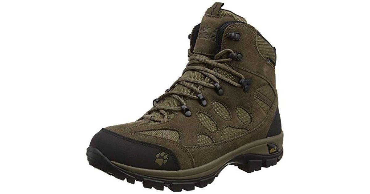 outlet na sprzedaż obuwie tania wyprzedaż Jack Wolfskin 's All All Terrain 7 Texapore Mid M High Rise ...