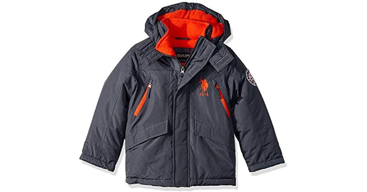 fbf416175 Lyst - U.S. Polo Assn. Us Polo Association Little Boys  Outerwear ...