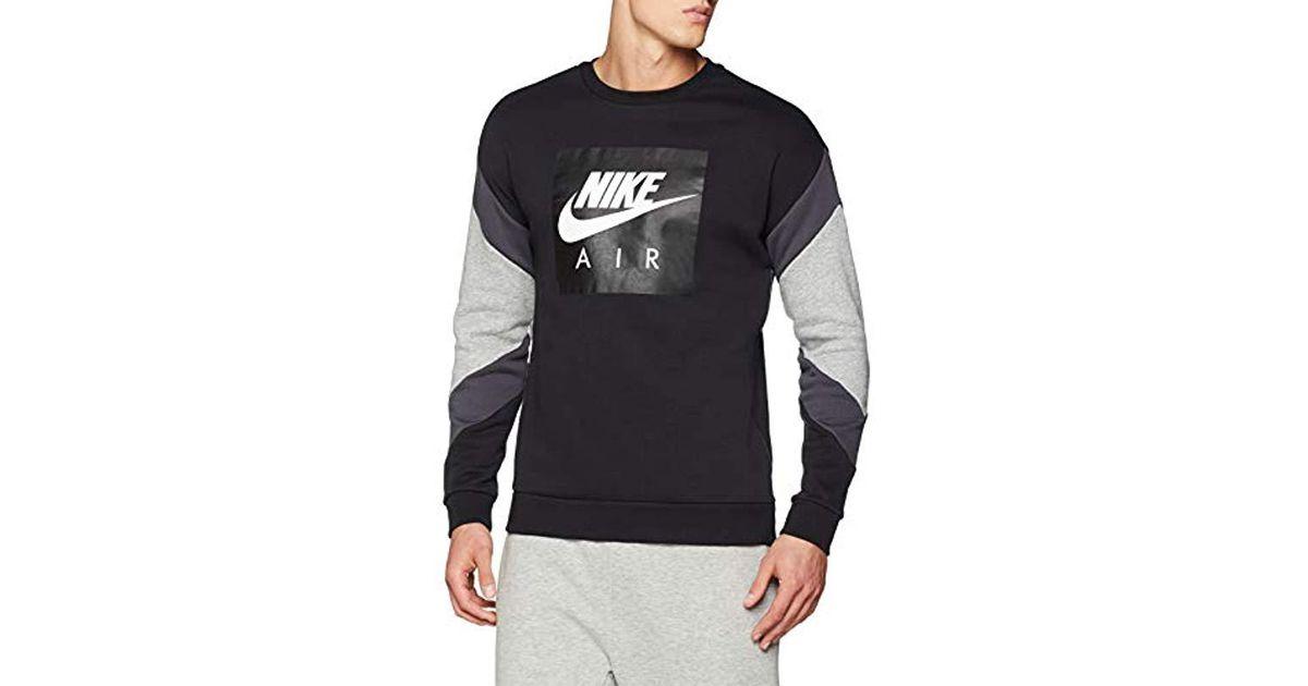 Clothing Men's Clothing Nike Mens M NSW Air Crew FLC Jumper