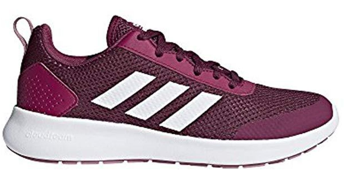 Lyst - adidas Cf Element Race W Running Shoe in Purple - Save 30% e06a071993323