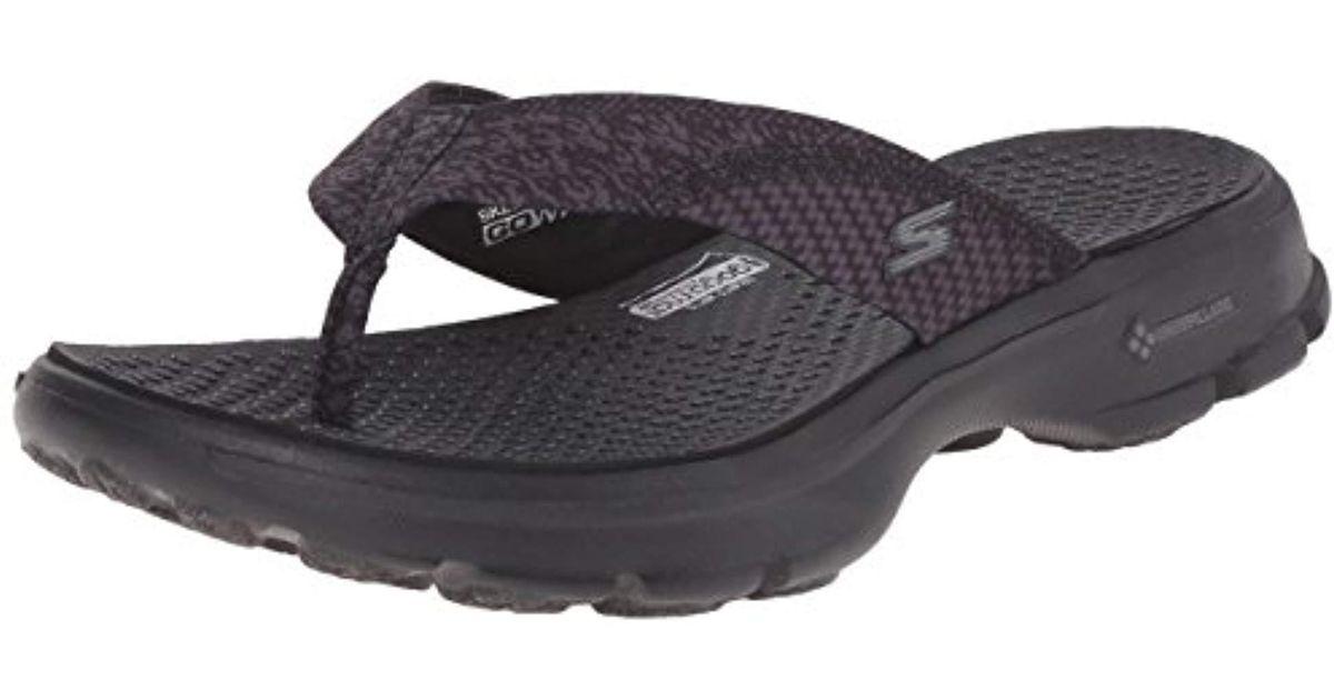 go walk flip flops